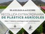 Campaña de recogida de plásticos agrícolas